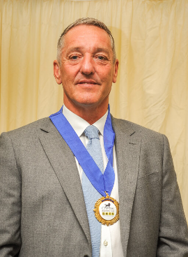 Roy Shelton Chester Business Club